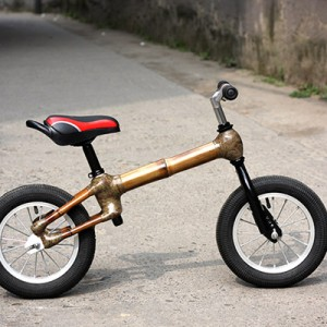 Source Cycles Bamboot 'n Scoot, Bamboo Balance Bike